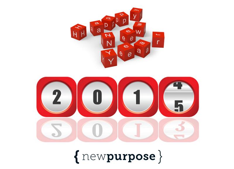 Gelukkig nieuwjaar! 2015