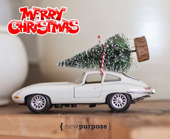 Vrolijk kerstfeest en een gelukkig nieuwjaar!