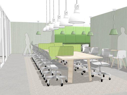 FAXX-kantoor – Tilburg