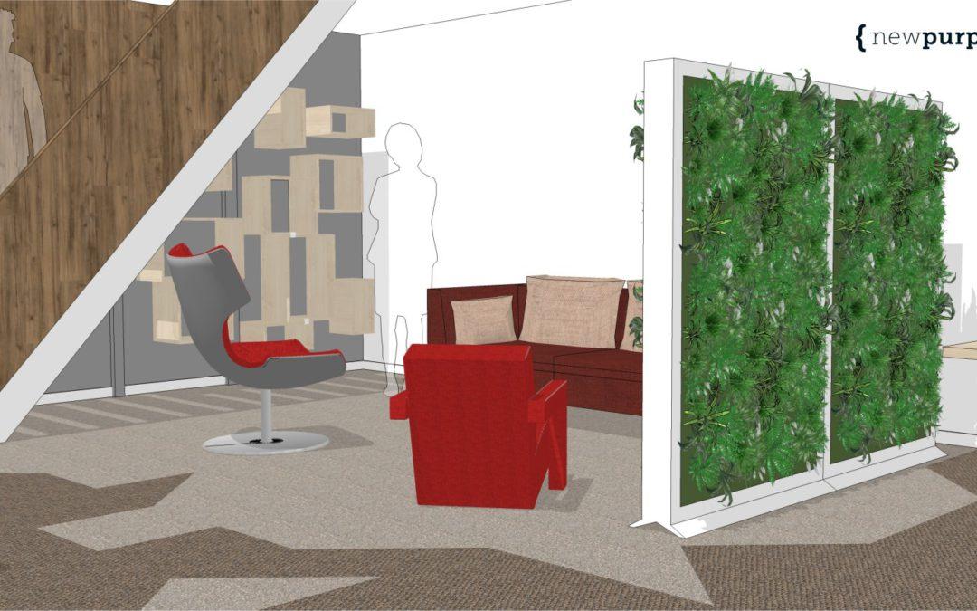 Green Walls – planten in het interieur