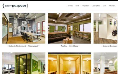 New Purpose site in nieuw jasje!
