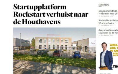 Rockstart verhuist naar de Houthavens